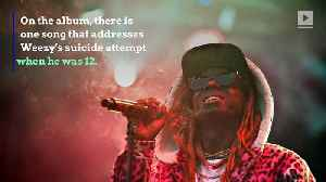 Lil Wayne Talks Upcoming Album and Reveals Suicide Attempt [Video]
