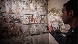 4,000 year-old Egyptian Tomb Finally Opens To The Public [Video]