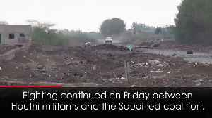 Yemen fighting continues into third day [Video]