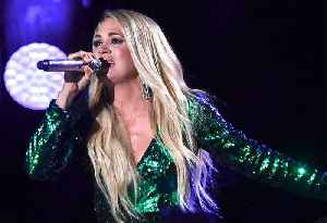 Pregnant Carrie Underwood Confesses Her Son Isn't Ready To Be A Big Brother! [Video]