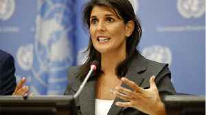 News video: New York Times Changes Story About Nikki Haley After Social Media Backlash