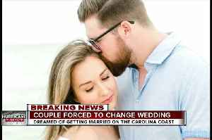 Hurricane Florence forces Seminole Heights couple to cancel wedding [Video]