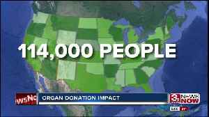 Keeping memories alive of loved ones through organ donations [Video]