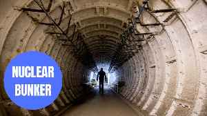 A secret Cold War nuclear bunker will open to the public [Video]