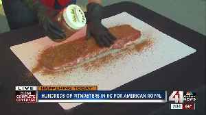 World Series of BBQ returns to Kansas City this weekend [Video]