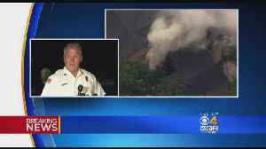 """It Looked Like Armageddon': Andover Fire Chief Describes Gas Explosions [Video]"