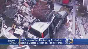 At Least 1 Dead In Multiple Fires, Gas Explosions In Massachusetts [Video]