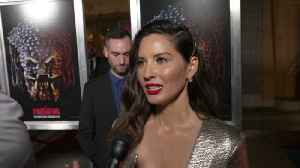 Olivia Munn Shares Her Experience With