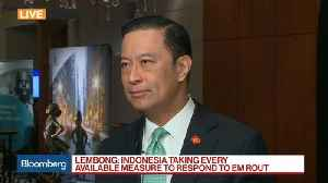 Indonesia's Economy Needs to Internationalize More, Says Lembong [Video]
