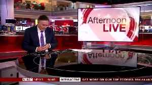 BBC Newsreader Simon McCoy's Wry Response To Salisbury Suspects [Video]