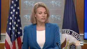 News video: The State Department Strongly Denies It Allows Any Form Of Retribution Or Racism