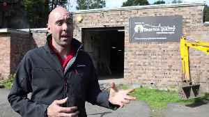 Secret Cold War nuclear bunker to open to the publ [Video]