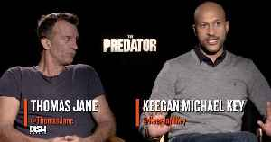 'The Predator' vs Zac Efron: Who Has Better Dreads? The Cast Weighs In! [Video]