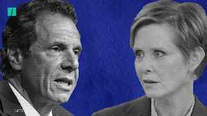 News video: Nixon Loses To Cuomo