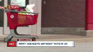 First holidays without Toys R Us [Video]