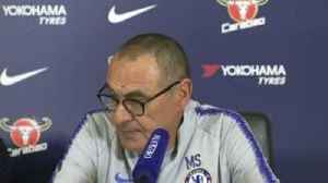 News video: Sarri welcome to Terry return