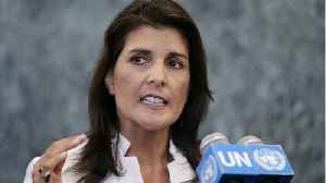 State Department Spent $52K On Curtains And $58K A Month For Nikki Haley's Apartment [Video]