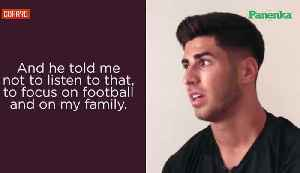 Marco Asensio speaks out about Zidane, Cristiano's departure and his progress with Real Madrid [Video]