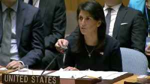 News video: NYT: State Department Spent $52K For Curtains In Nikki Haley's Official Residence