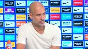 Pep not involved with Sterling contract [Video]