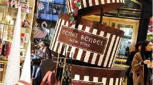 News video: L Brands To Shut Down All Henri Bendel Stores