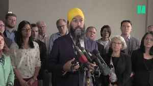News video: Jagmeet Singh: Ford's Threat To Use Notwithstanding Clause Repeatedly Is 'Deeply Concerning'