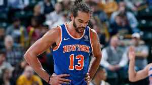 Joakim, Knicks Expected to Part Way Prior to Training Camp [Video]
