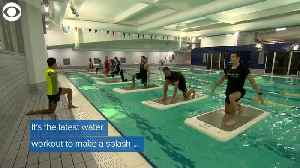 WEB EXTRA: Fitness On Water [Video]