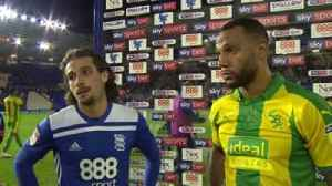 Honours even in West Midlands derby [Video]