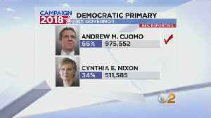 Cuomo, Hochul, James Move To Face GOP Rivals In General Election [Video]