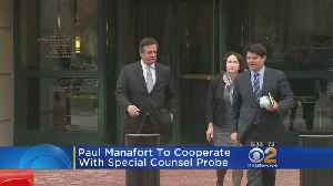 Paul Manafort Pleads Guilty, Will Cooperate With Special Counsel [Video]