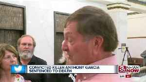 FULL STORY: 'Creighton Killer' Anthony Garcia sentenced to death [Video]