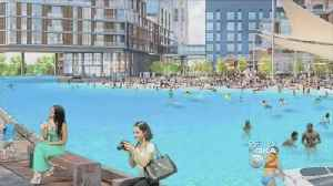 Breathtakingly Beautiful Blue Lagoon Planned For Pittsburgh's North Side [Video]