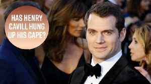 Superman mystery: Will Henry Cavill hang up his cape? [Video]