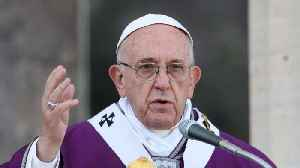 Pope Francis Makes Appeal To Sicily's Mafia [Video]