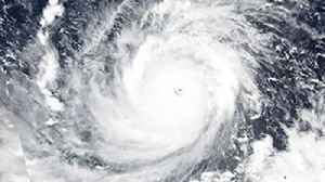 Enormous Typhoon Slams Into The Philippines [Video]