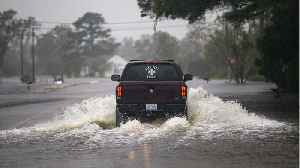 Florence Pummels Carolinas With Torrential Rain, Flooding [Video]