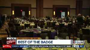 Best of the Badge gala honors local police officers [Video]