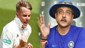 India VS England: Ravi Shastri Says India lost series due to Sam Curran | वनइंडिय&#x93 [Video]