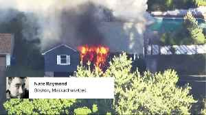 Gas blasts keep thousands from Boston-area homes [Video]