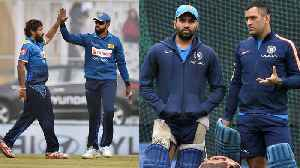 News video: India VS Pakistan Asia Cup 2018: Sri Lankan Coach Helps Indian batsman to face Pakistani's pacers
