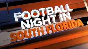 WATCH: Football Night in South Florida Overtime 9/14/18 [Video]