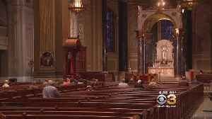 Catholics Gather In Philly For Vigil In Wake Of Sexual Abuse Crisis [Video]