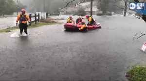 Rescue crews work to save lives in Hurricane Florence [Video]