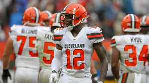 News video: Browns WR Josh Gordon Ruled Out For Week 2 Matchup vs. Saints With Hamstring Injury