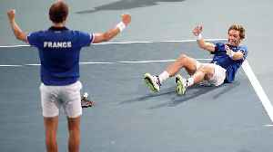Davis Cup: France through to Semi-finals [Video]