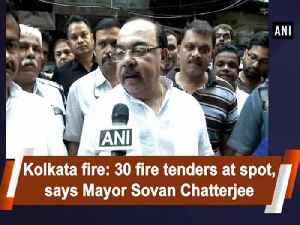 Kolkata fire: 30 fire tenders at spot, says Mayor Sovan Chatterjee [Video]
