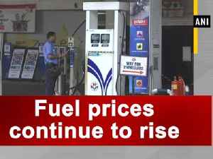 Fuel prices continue to rise [Video]