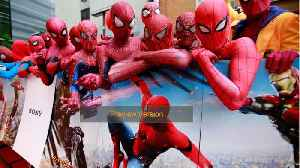 News video: Marvel and Sony Break Ridiculous Spider-Man Guinness World Record