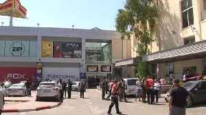 Palestinian Stabs U.S.-Israeli Citizen To Death In Shopping Center [Video]
